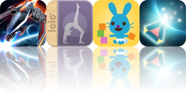 Today's apps gone free: Star Horizon, Yoga with Janet Stone, Sago Mini Babies and more
