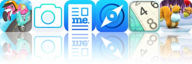 Today's apps gone free: Big City Vehicles, NoLocation, Resume Maker and more