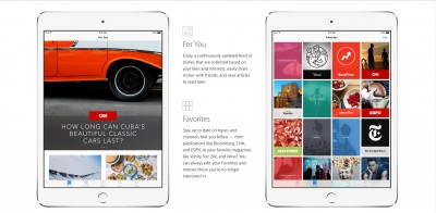 Apple will reportedly add subscription content to its News app