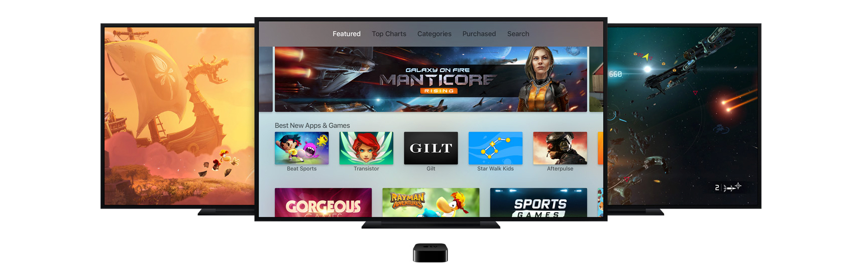 A refurbished fourth-generation Apple TV is now available to purchase through Apple