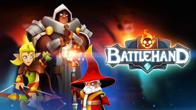 Play the right cards to defeat evil in BattleHand