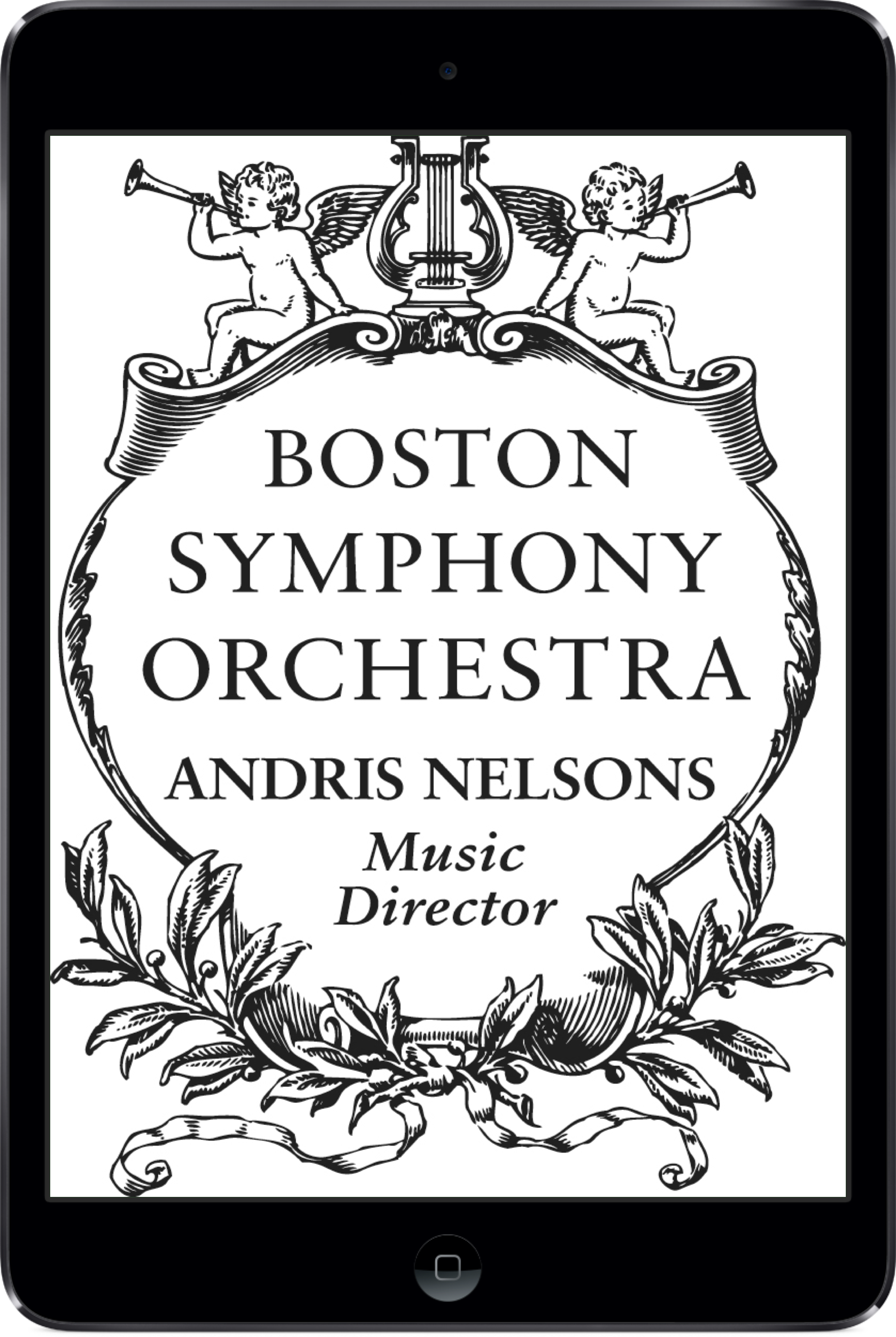 Boston Symphony Orchestra goes modern with customized iPads
