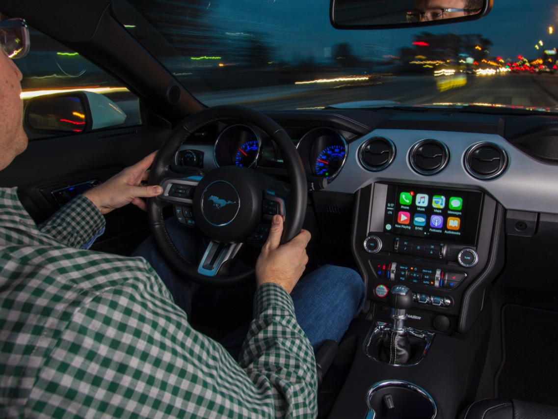 CarPlay is finally coming to 2016 and 2017 Ford vehicles