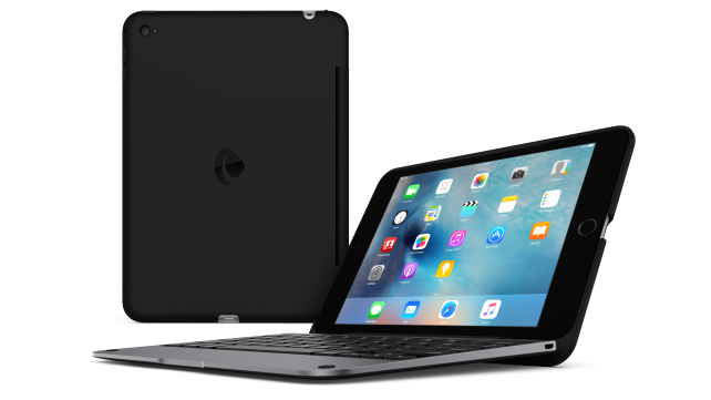 ClamCase Pro for iPad mini 4.