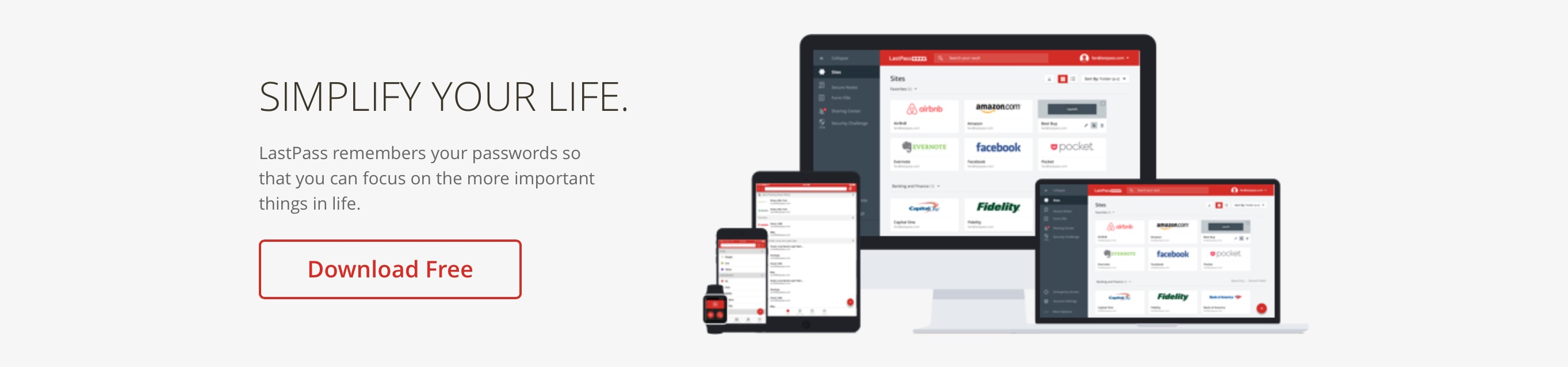 Even if you die, LastPass 4.0 has you covered