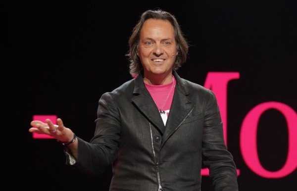 T-Mobile CEO responds to 'Binge On' scandals, adds a bunch of new partners