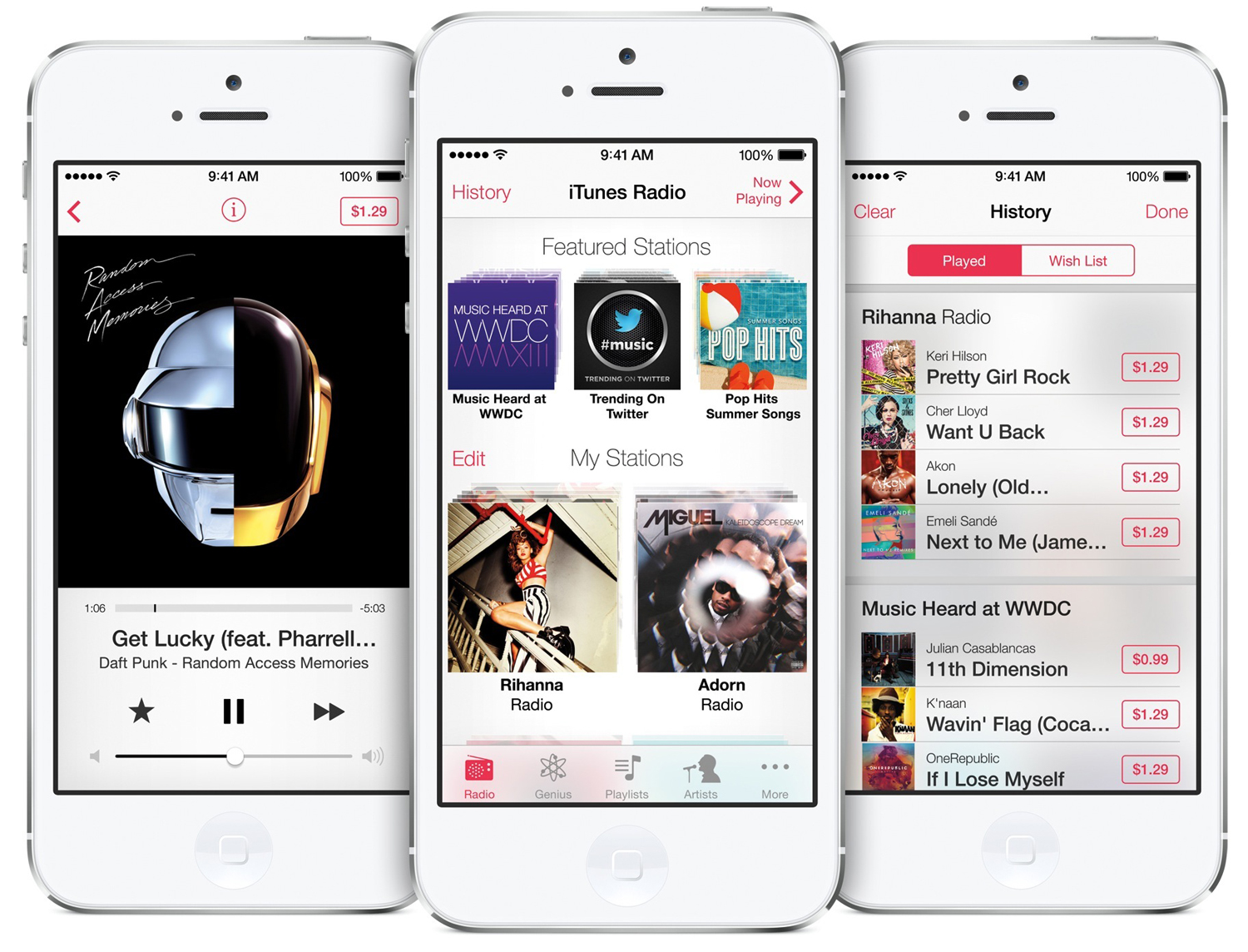 Apple will end free iTunes Radio stations at the end of January