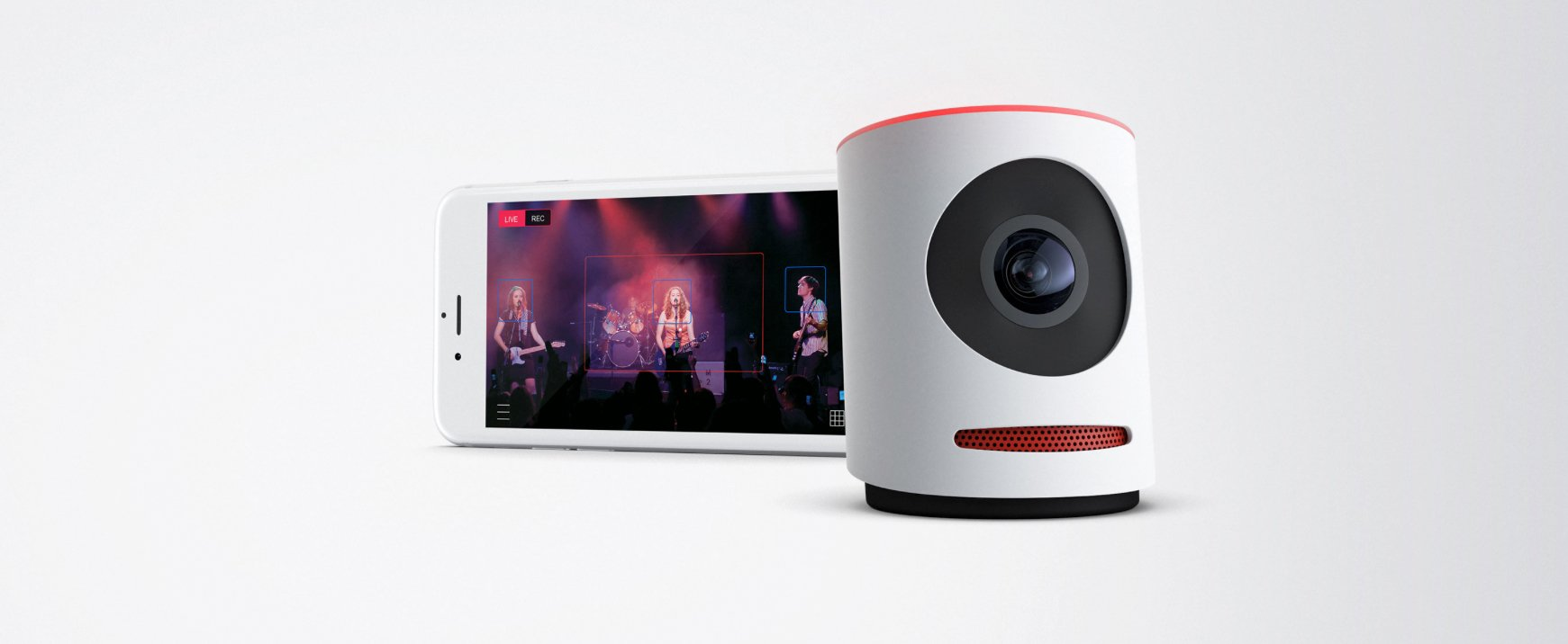 Livestream's new Movi camera allows users to edit video while filming live