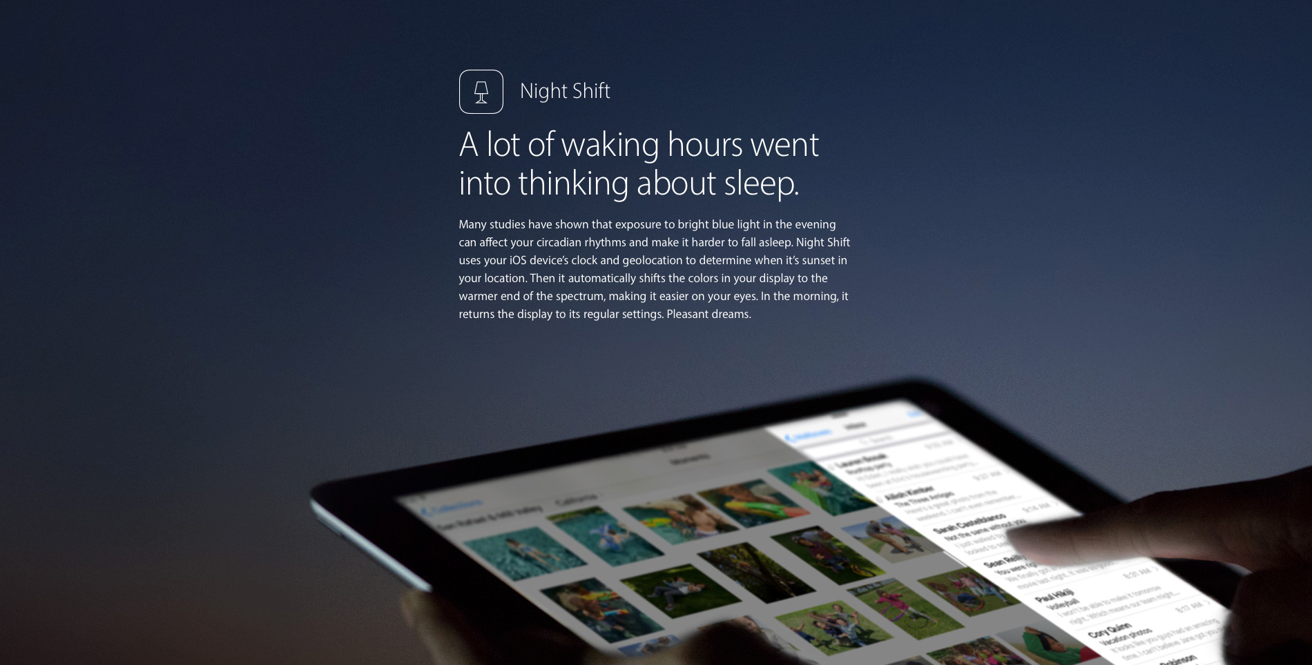 A rundown of some of the best features in Apple's new software