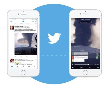 Periscope is now live on Twitter for iOS