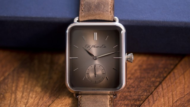 Swiss watchmaker's clone parodies Apple Watch