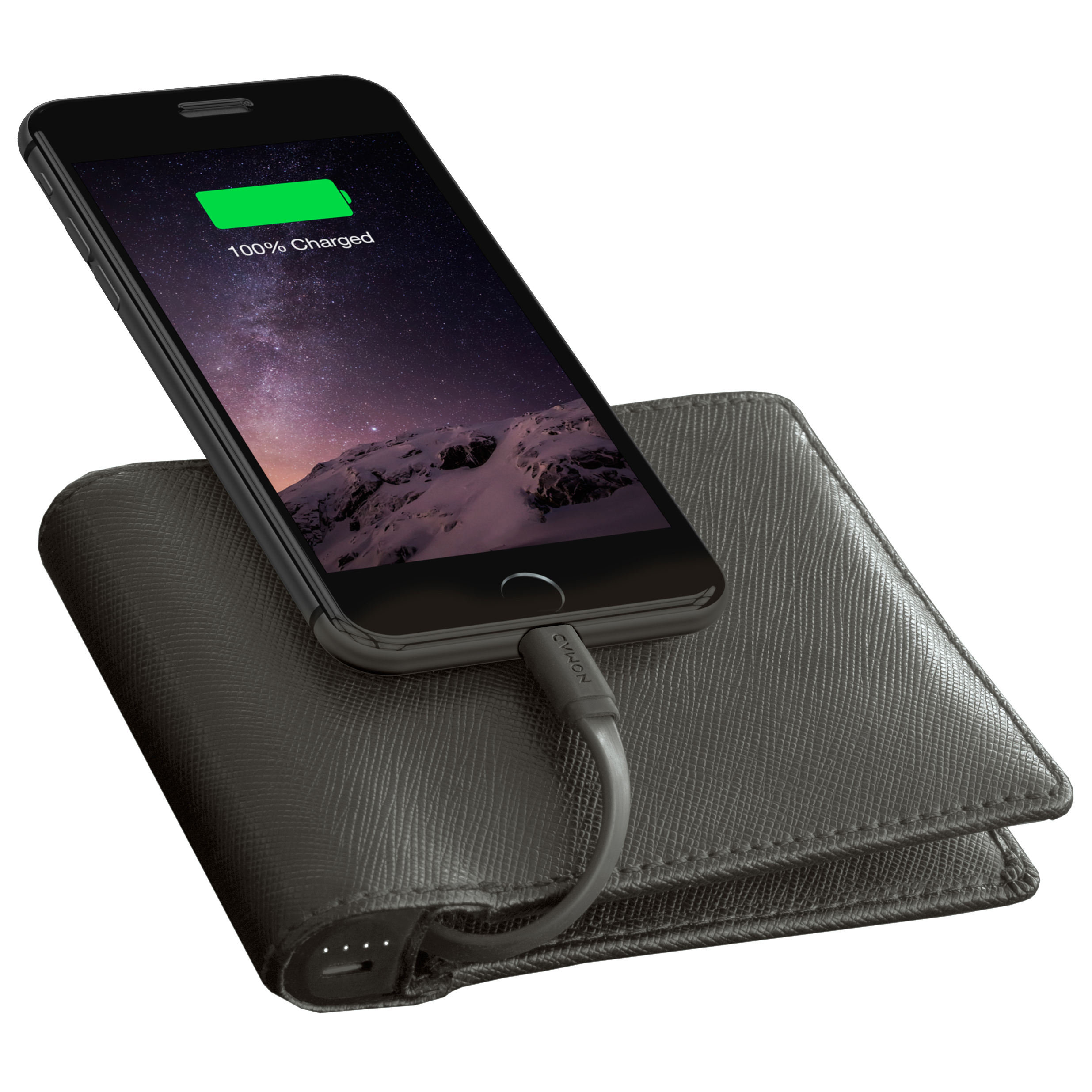 Review: Nomad's Wallet for iPhone packs a powerful punch with a built-in battery