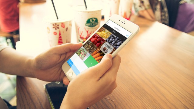 Score your foods and eat more Wholesome with this new app