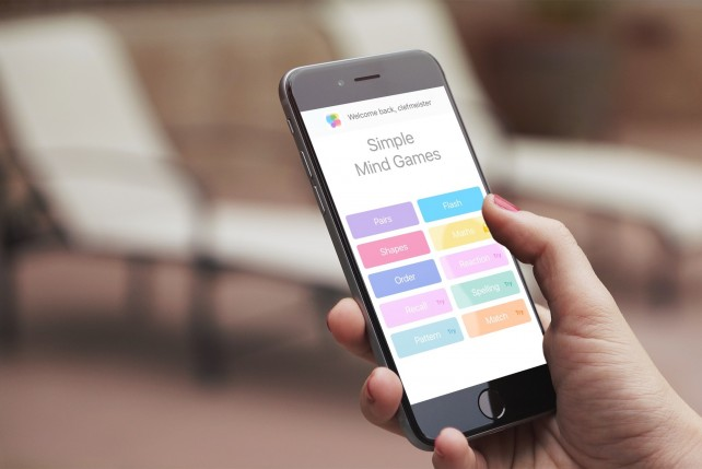Give your brain a workout with Simple Mind Games