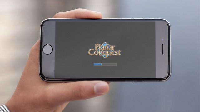 Fortify your cities, explore and engage in Planar Conquest