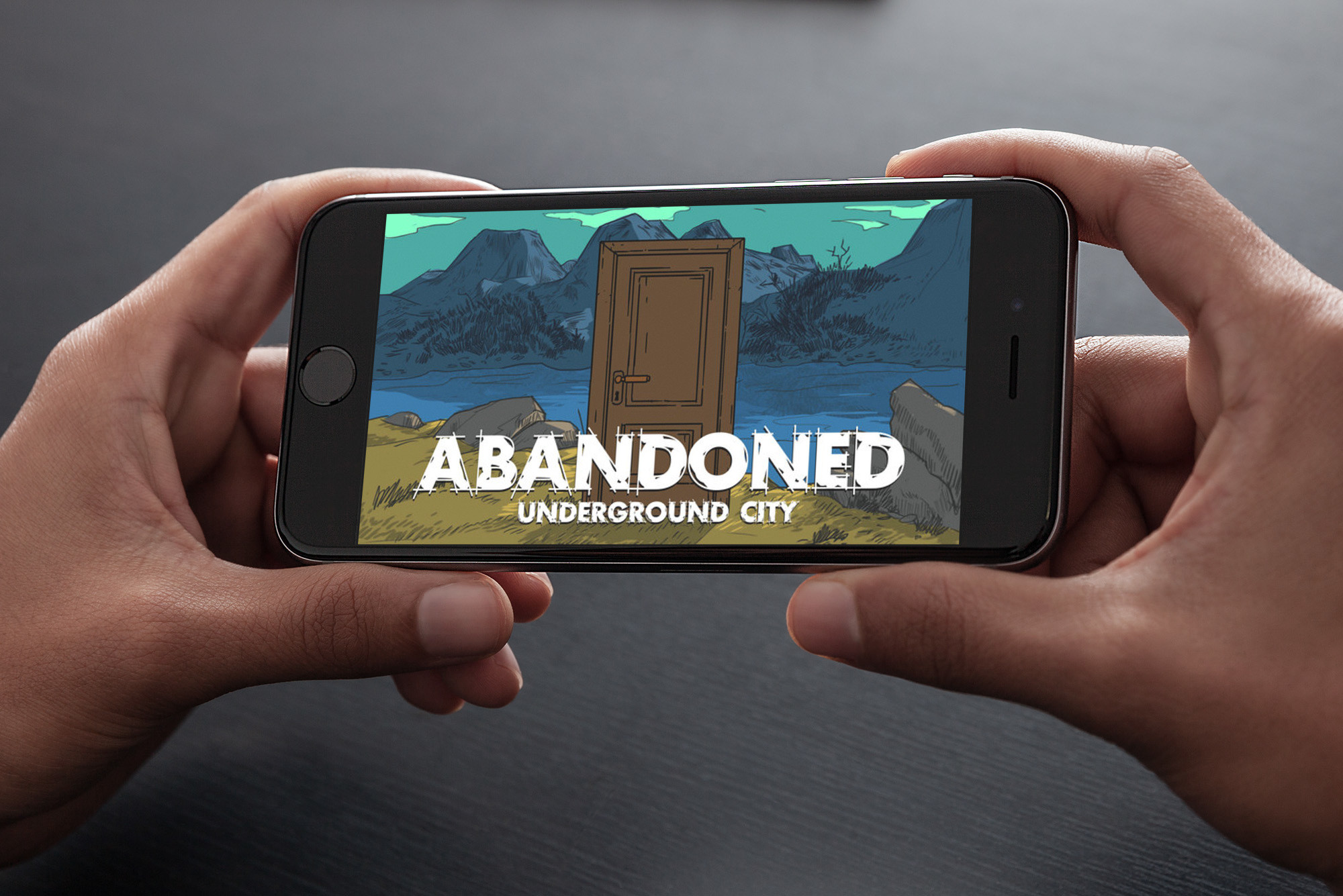 Explore parallel worlds in Abandoned: The Underground City