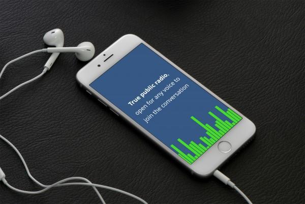 Take a break from music, listen to Anchor – true public radio