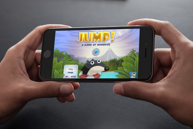 Rescue the Snortles in Jump! A Game of Numbers
