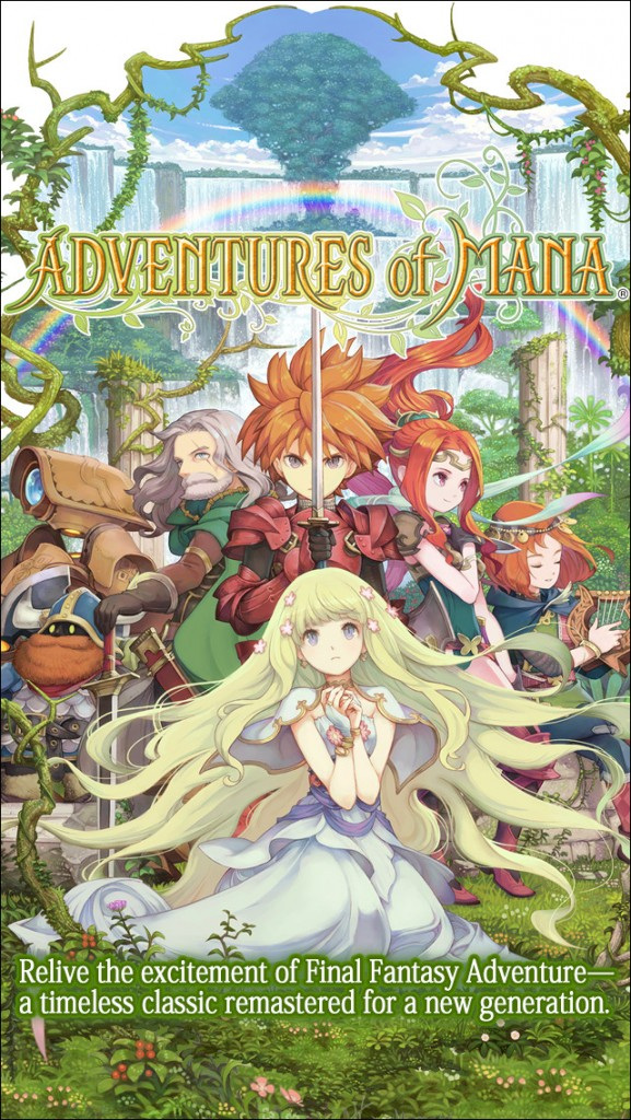 Adventures of Mana is both a hit and a miss