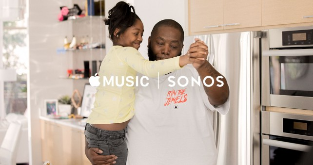 Apple Music and Sonos TV ads feature Killer Mike, Matt Berninger and St. Vincent