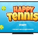 Get your racket-swinging fix with Happy Tennis for Apple TV