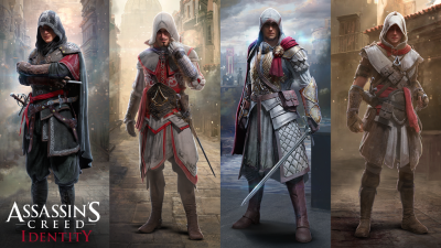 Assassin's Creed Identity action RPG officially comes out on Feb. 25