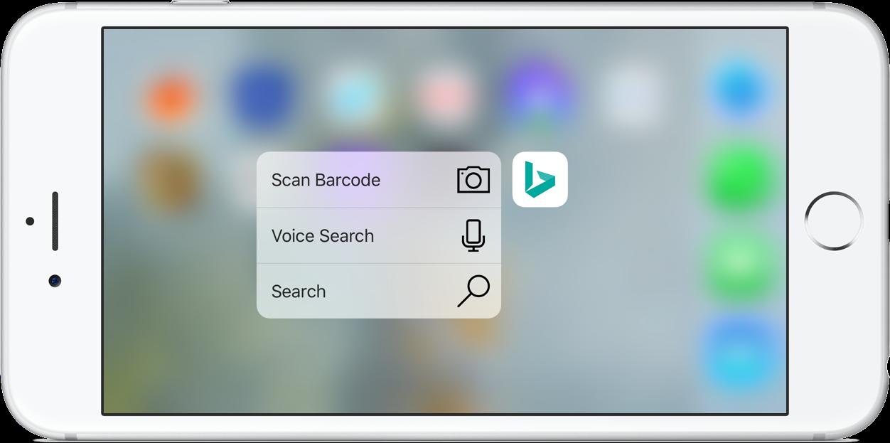 Bing 3D Touch