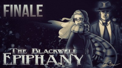 Blackwell 5: Epiphany, the final game in the series, looks to be an iOS classic