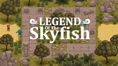 Crescent Moon Games announces Zelda-style Legend of the Skyfish for iOS
