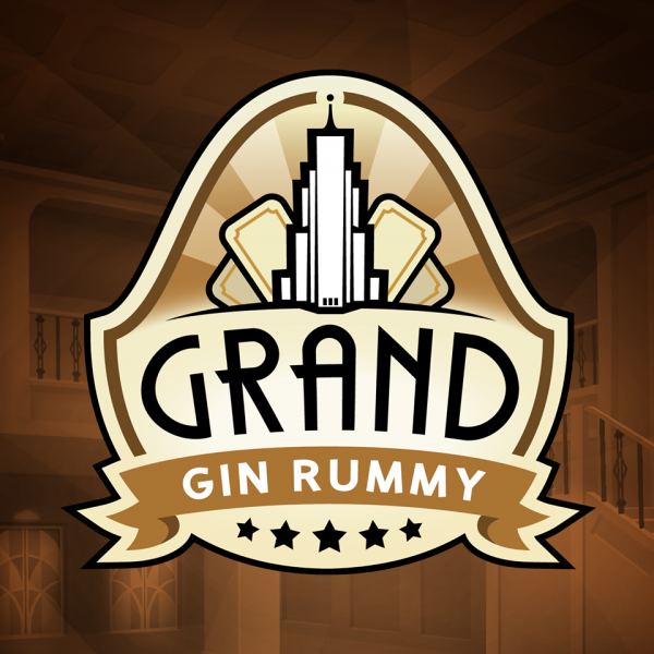 Go back in time and play a classic game in Grand Gin Rummy