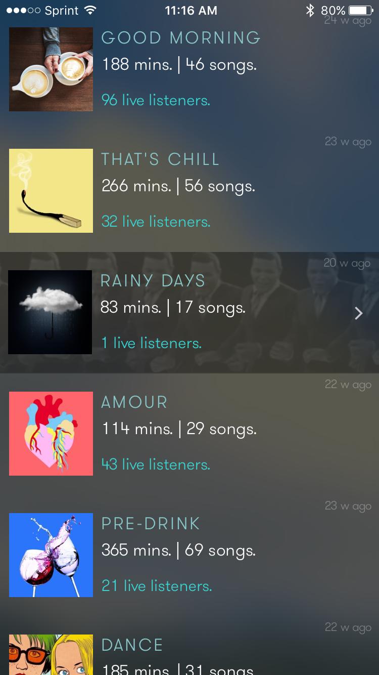 Mood Listener