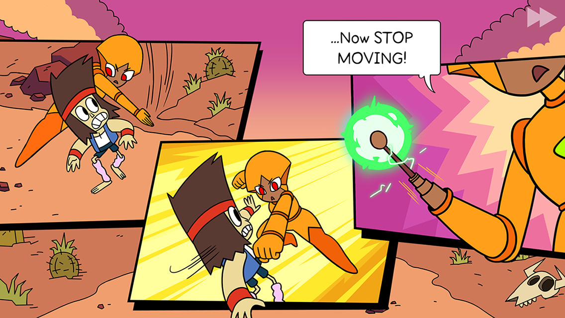 OK K.O.! Lakewood Plaza Turbo comics