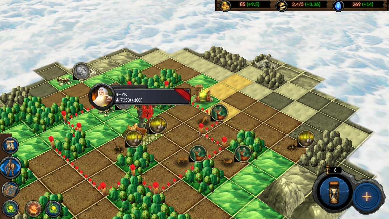 Planar Conquest 3