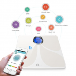 Get healthier with the Digital Smart Wireless Body Fat Scale