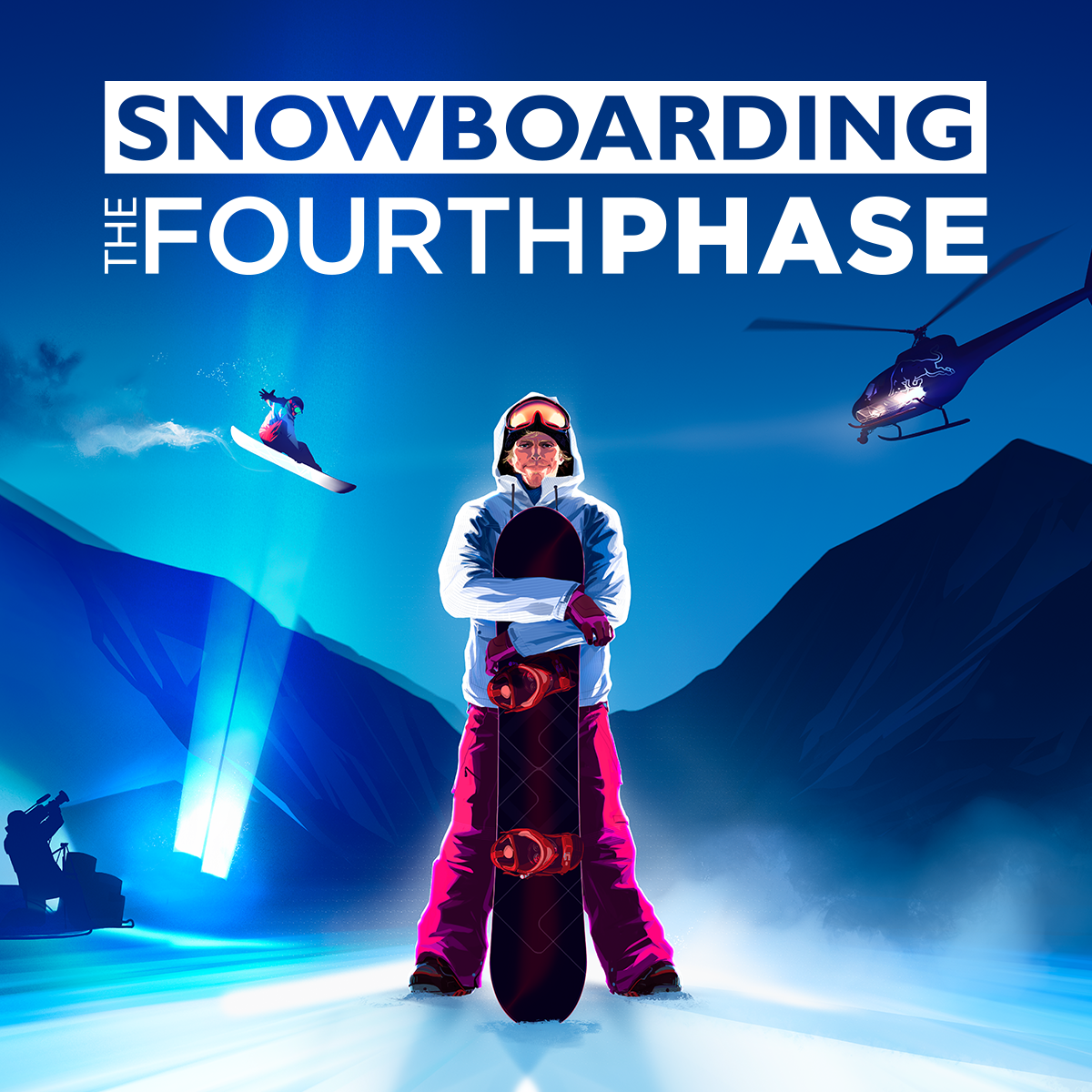 Get ready to shred in Snowboarding The Fourth Phase