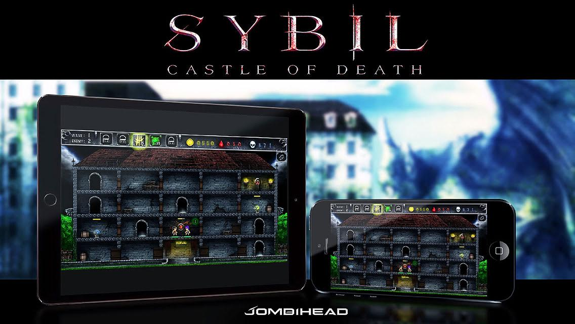You are the deadly evil in Sybil: Castle of Death