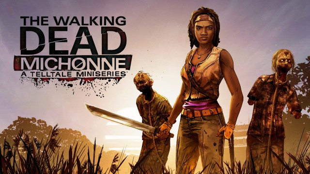 Watch the first 6 minutes of Telltale's The Walking Dead: Michonne