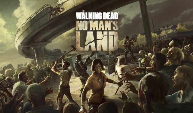 Fight the dead and fear the living in The Walking Dead: No Man's Land