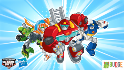 Save the day in Transformers Rescue Bots: Hero Adventures