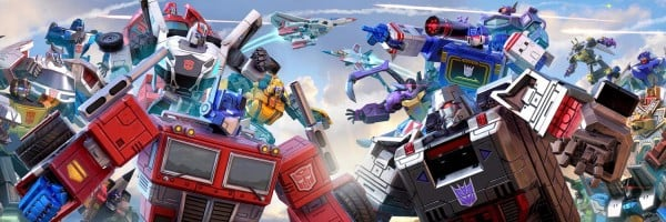 Clans of giant morphing alien robots clash in Transformers: Earth Wars