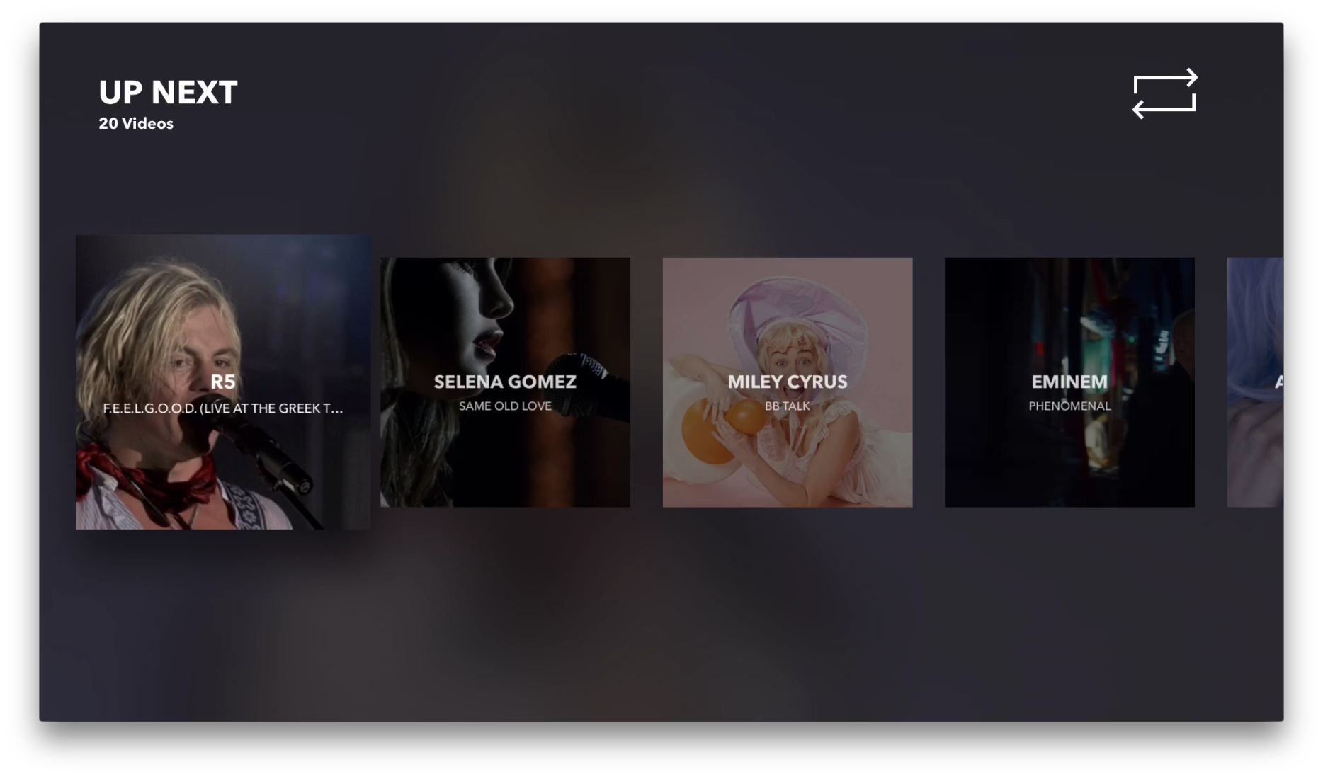Vevo Apple TV 2