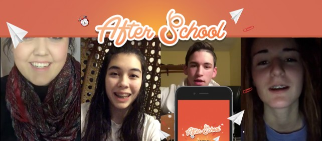 The once controversial After School app is plowing full speed ahead