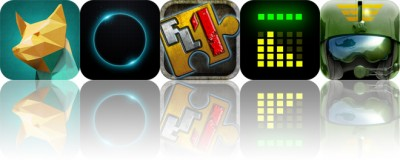 Today's apps gone free: The Mesh, Alien Sky, Forever Lost and more