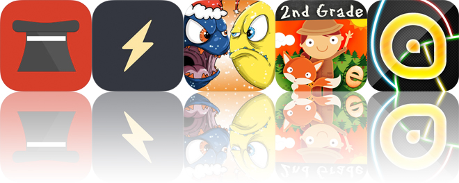 Today's apps gone free: Madhat, DoItQuickly, Monster Math 2 Multiplayer and more