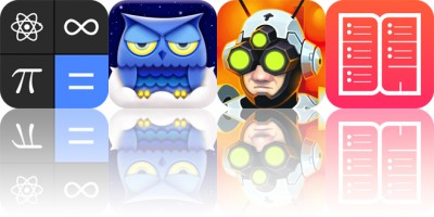 Today's apps gone free: The Math Keyboard, Sleep Pillow, OTTTD and more