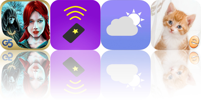 Today's apps gone free: Tales from the Dragon Mountain, Air Projector, GoodWeather and more