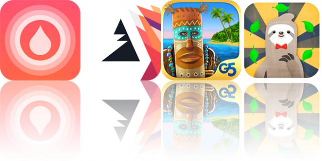 Today's apps gone free: Colordrop, Trigraphy, The Island and more