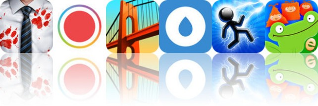 Today's apps gone free: The Executive, Spark Camera, Bridge Constructor and more