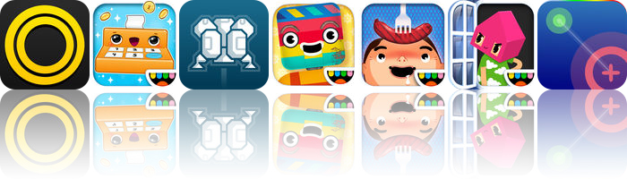 Today's apps gone free: Over, Toca Store, Cavernaut and more