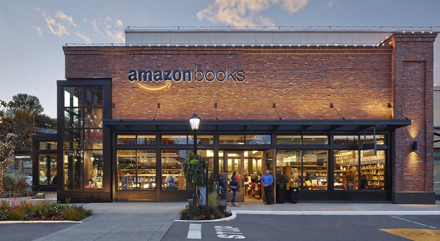 Amazon Books physical stores could be coming to more places